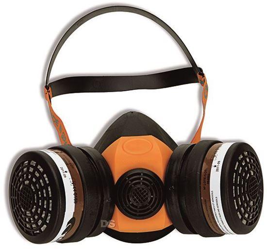Imagem de Máscara proteção dupla